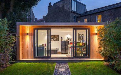 Casetas de jardín de madera, tu elección